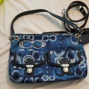 Coach Ipad/Tablet bag